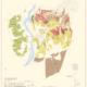 Carte géologique des terroirs de Cairanne - Vin